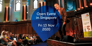 Open Event in Singapore - Fri 13 Nov 2020