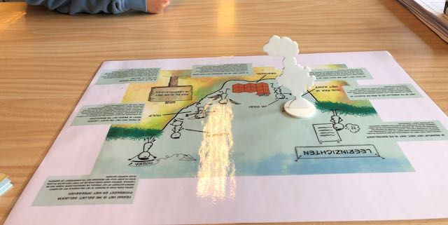Guest Blog:  Using the Learning Pit to Engage Students in Challenge